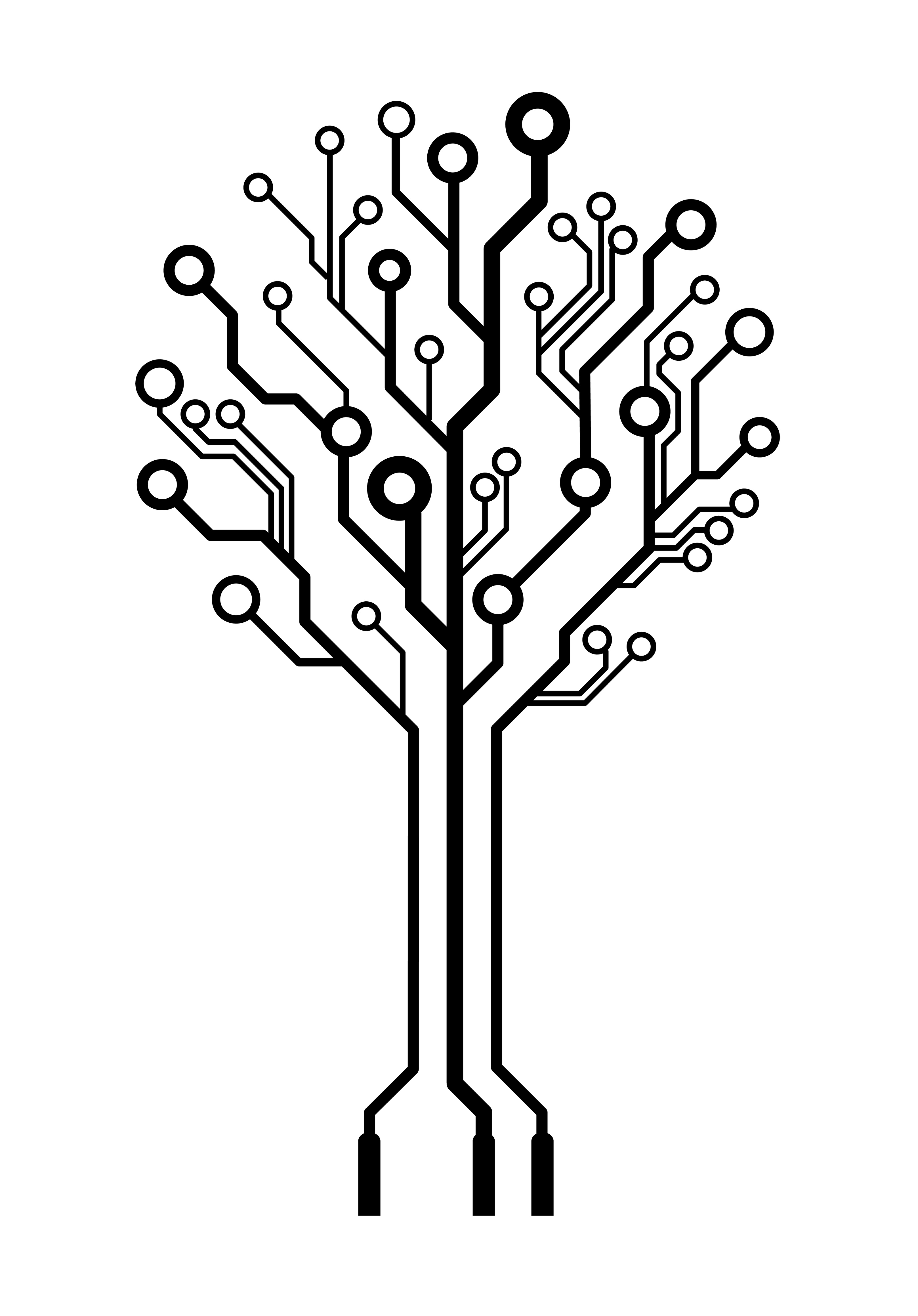 soft skills scenario based training full source example for vector logo circuit board tree