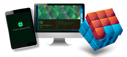 One simple workflow from Captivate Draft through the Adobe Creative Cloud, into Captivate and deployed with Adobe Captivate Prime