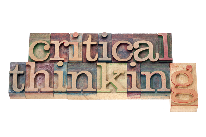 Critical Thinking Image