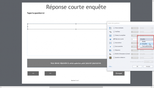 Text Entry Box and LMS moodle tracking - eLearning