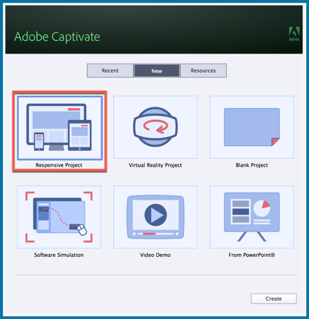 Adobe Captivate (2019 release) and Fluid boxes 2 0 - eLearning
