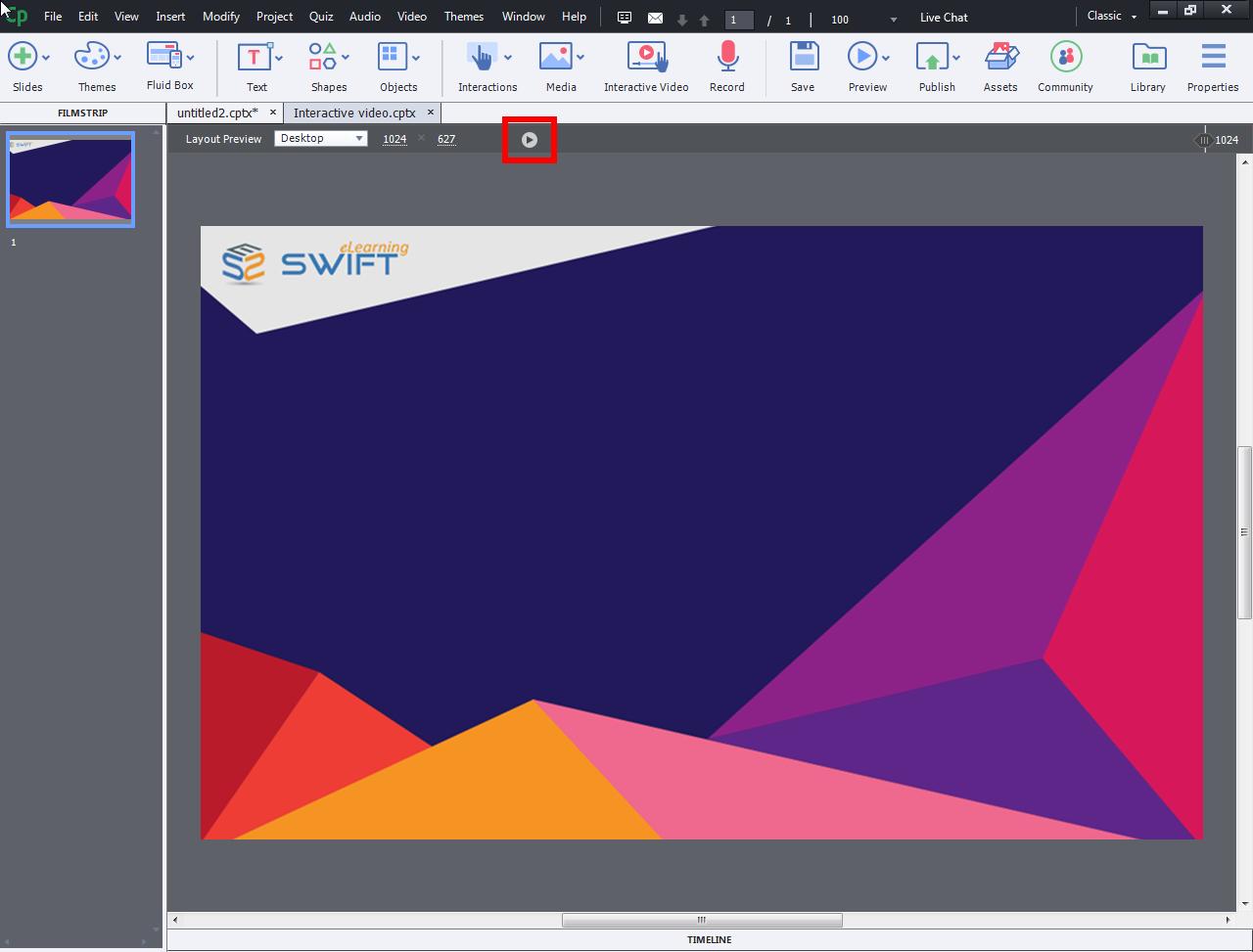 Resultado de imagen para Adobe Captivate 2019