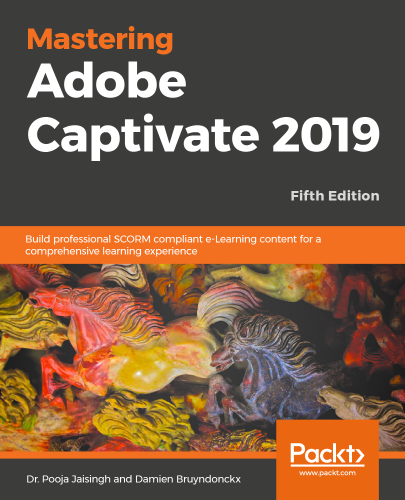 Mastering Adobe Captivate 2019 Cover