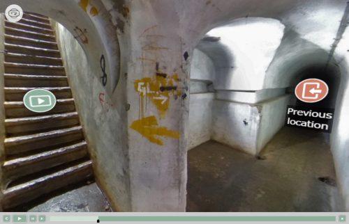 Inside of the bunker - eWyse - Revival